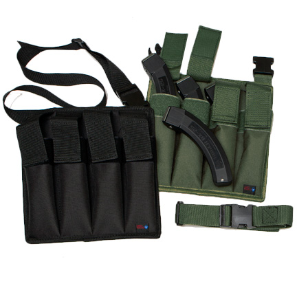 Magazine Pouch - 4-Pack 10/22 Ruger BX-25