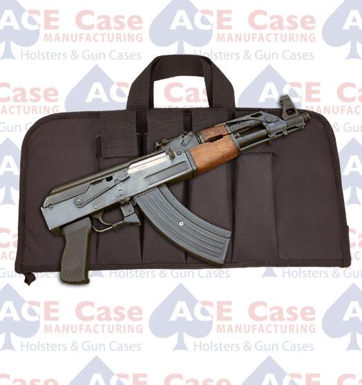 Rectangular AR Pistol Case - Black Nylon
