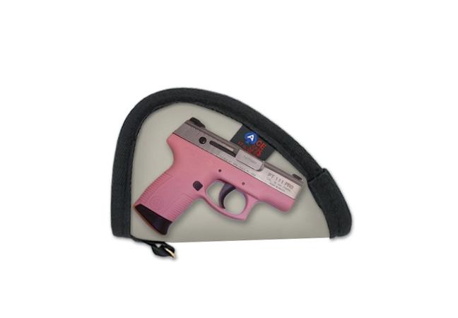 25 Autos Pistol Case - Leather