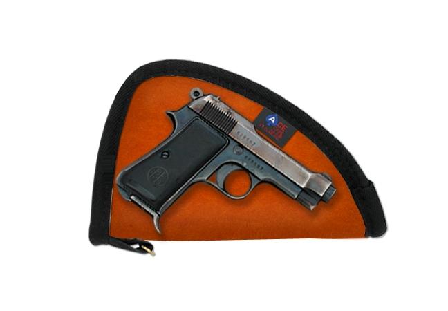 Pocket Autos Pistol Case - Leather