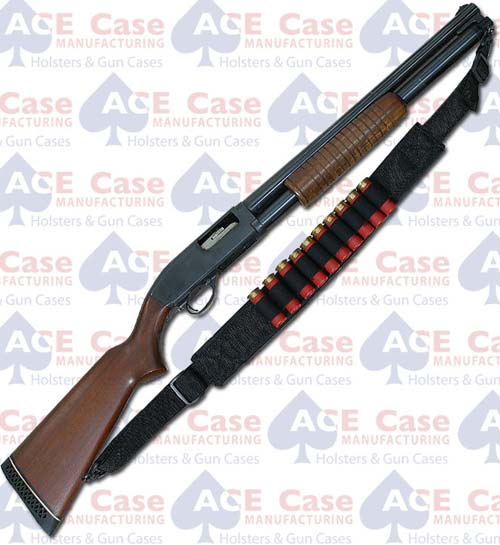 Shotgun Sling with Ammo Loops