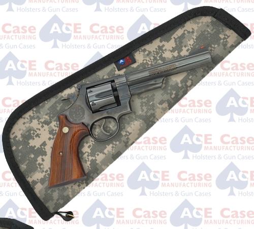 "8-3/8"" Barrel  Pistol Case - Camo"
