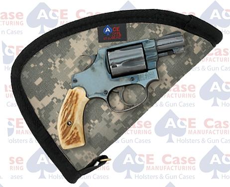 Pocket Autos Pistol Case - Camo