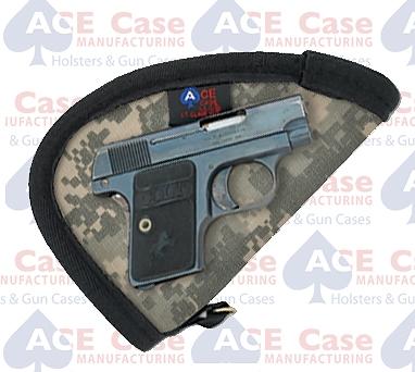 25 Autos Pistol Case - Camo