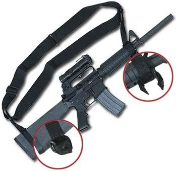 Assault Rifle Sling (Black)