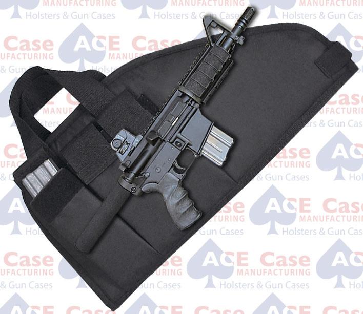 "AR Assault Pistol Case (12""x23"") Nylon"