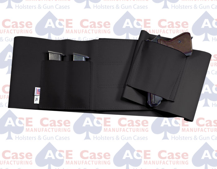 Belly Band Concealment Holster (4 Sizes, 2 Colors)