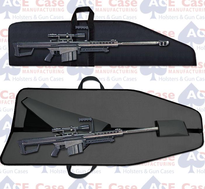 "50 Caliber / AR-50 Case (XLarge 18""x66"") Nylon"