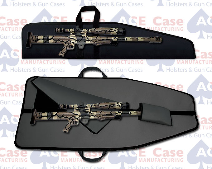 "50 Caliber / AR-50 Case (Large 12""x60"") Nylon"
