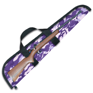 Cricket .22 Rifle Case - Purple Camo