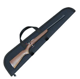 Cricket .22 Rifle Case - Jet Black Nylon