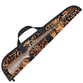 Cricket .22 Rifle Case - Giraffe Print