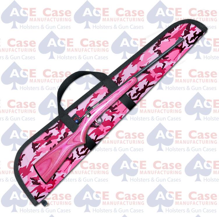 Cricket .22 Rifle Case - Pink Camo
