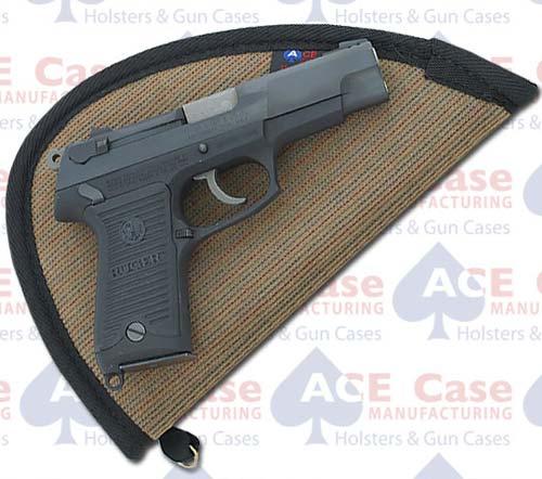 45 Autos Pistol Case - Fabric