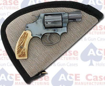 Pocket Autos Pistol Case - Fabric