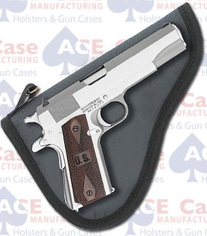 Compact Autos Pistol Case - Fabric