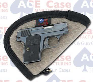 25 Autos Pistol Case - Fabric