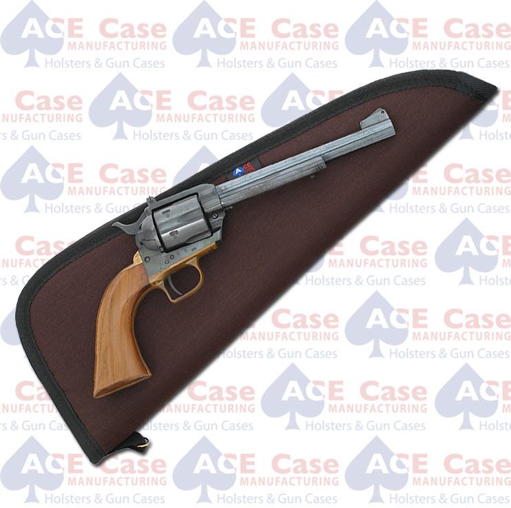 "10-1/2"" Barrel Pistol Case - Fabric"