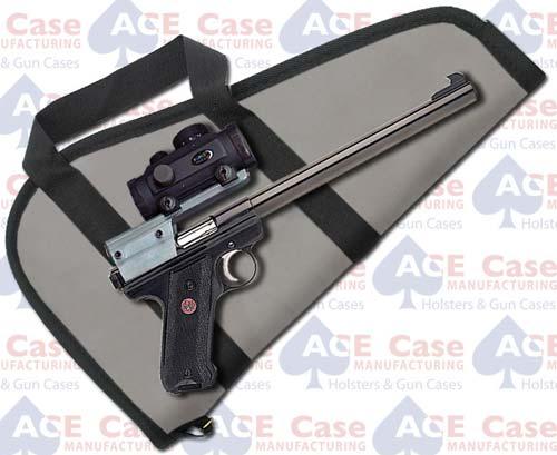 "Scoped Pistol Case (10-1/2"" BBL) Fabric"