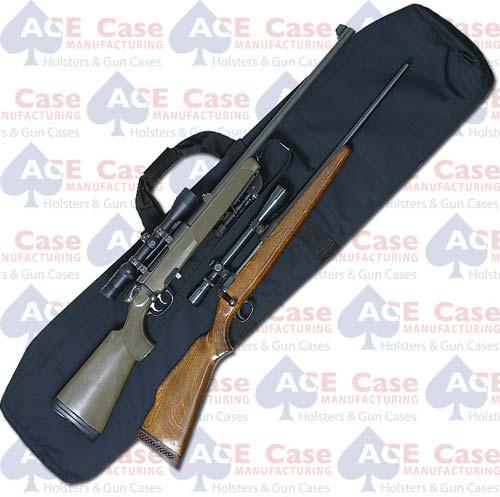 """Double Gun Case (11-1/2""""x46"""") Nylon"""