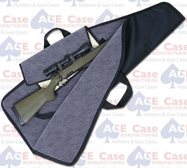 Sniper Rifle Case w Pocket (Various Sizes) Nylon