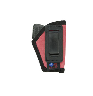ITP Holster (22-25 Small Autos) Various Colors in Suede