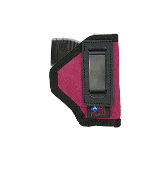 """ITP Holster (2"""" Snub Rev) Various Colors in Suede"""