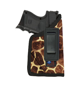 ITP Holster (Compact 9mm) Various Colors in Nylon