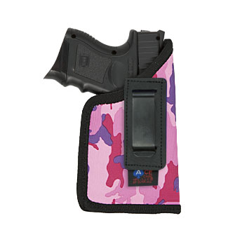 ITP Holster (Compact 9mm with LASERS) Various Colors in Nylon