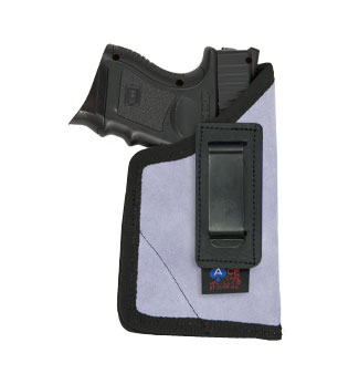 ITP Holster (Compact 9mm) Various Colors in Suede