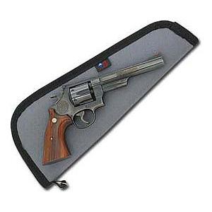 "8-3/8"" Barrel Pistol Case - Fabric"