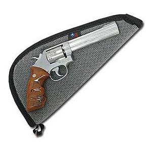 6.5 inch Barrel Pistol Case - Fabric