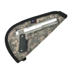 6.5 inch Barrel Pistol Case - Camo
