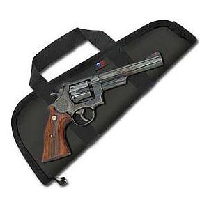 "8-3/8"" Barrel Pistol Case with Handles - Nylon"