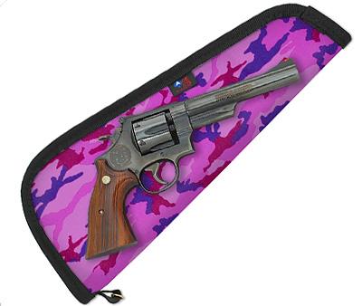 "8-3/8"" Barrel  Pistol Case - Nylon"