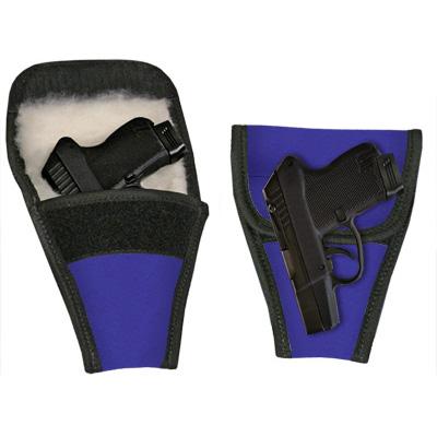 Ladies Purse Pistol Gun Holster - Blueberry