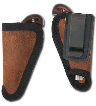 Push Up Holster (2 Sizes Large) Leather