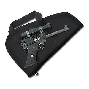"Scoped Pistol Case (8"" BBL) Nylon"
