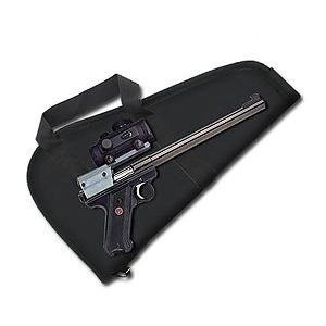 "Scoped Pistol Case (10-1/2"" BBL) Nylon"