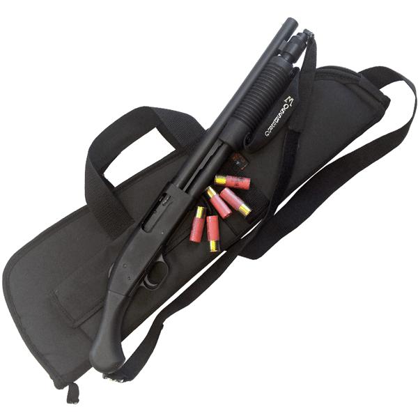 Shockwave Rifle Case - Black Nylon