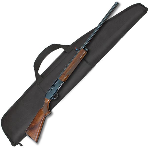 Shotgun Case with Pocket (Various Sizes) Black Nylon