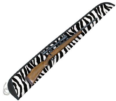 Sleeve Case for Rifles - Zebra