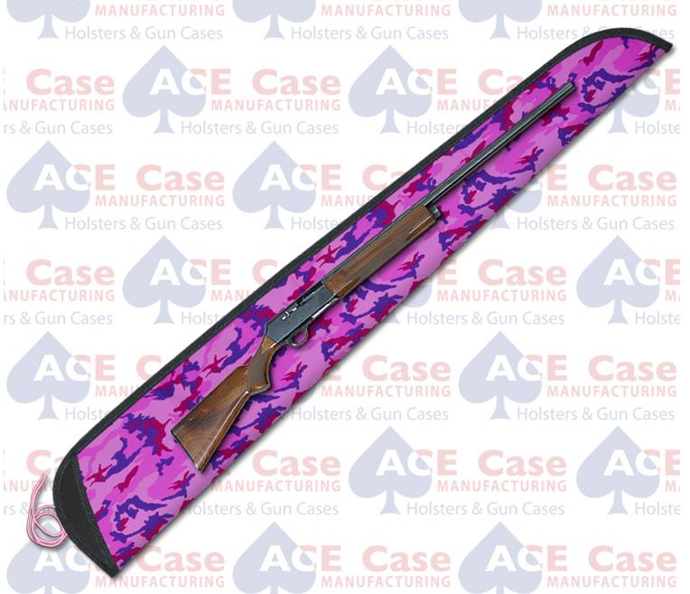 Sleeve Case for Shotguns - Candy Camo