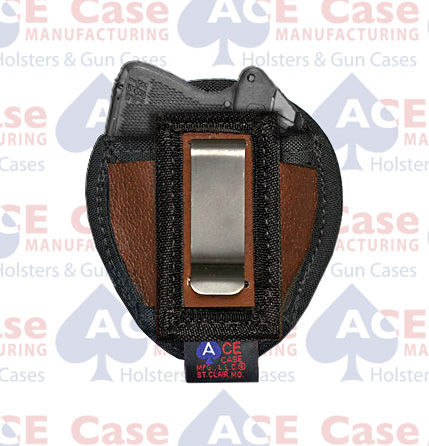Tuckable Holsters (Various Sizes) Leather