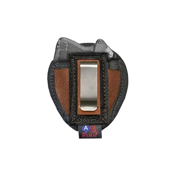 Tuckable Holster (Small Ambidextrous Fitall) Leather