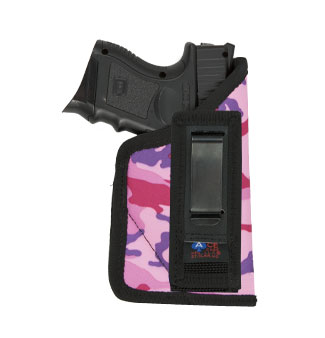 Tuck-able Holster (Compacts) Various Colors in Nylon