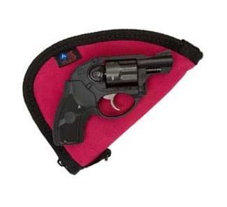 Suede Pistol Cases