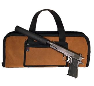 Silencer Pistol Cases