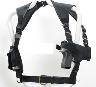Shoulder Holsters - Horizontal